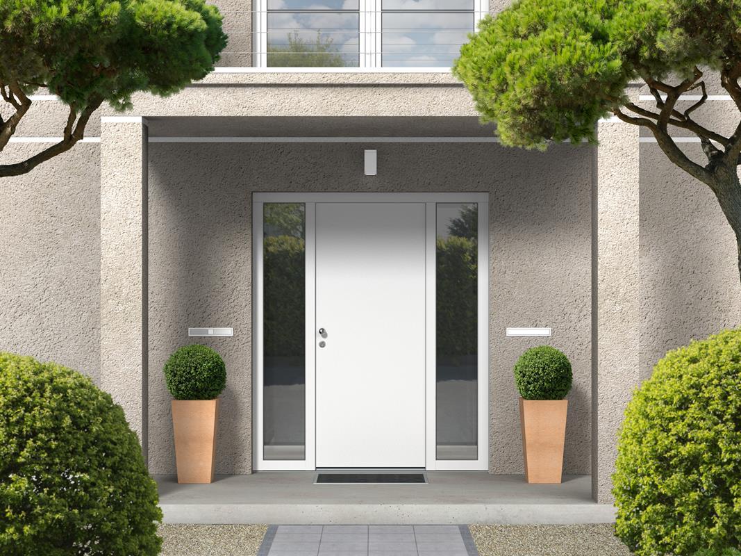 drzwi zewnętrzne Lubin